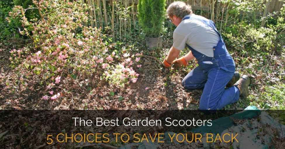 best-garden-scooter