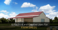6 Practical and Creative Uses for Farm Sheds