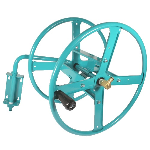 Gallery For > Water Hose Reel Wall Mount