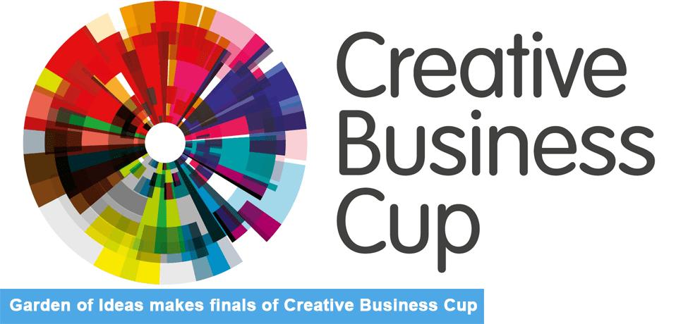 Creative Business Cup Garden Of Ideas English