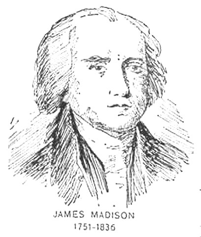 Garden of Praise: James Madison Biography