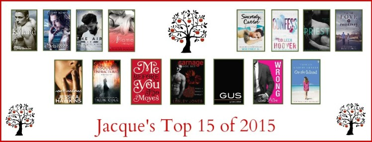 jacque's top 15 of 2015