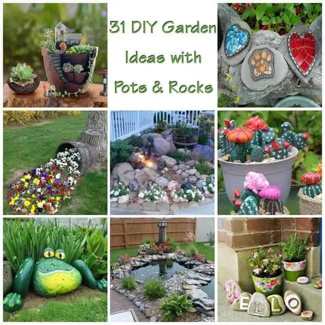 31 diy awesome garden