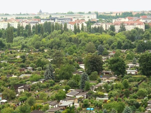 Schreber gardens