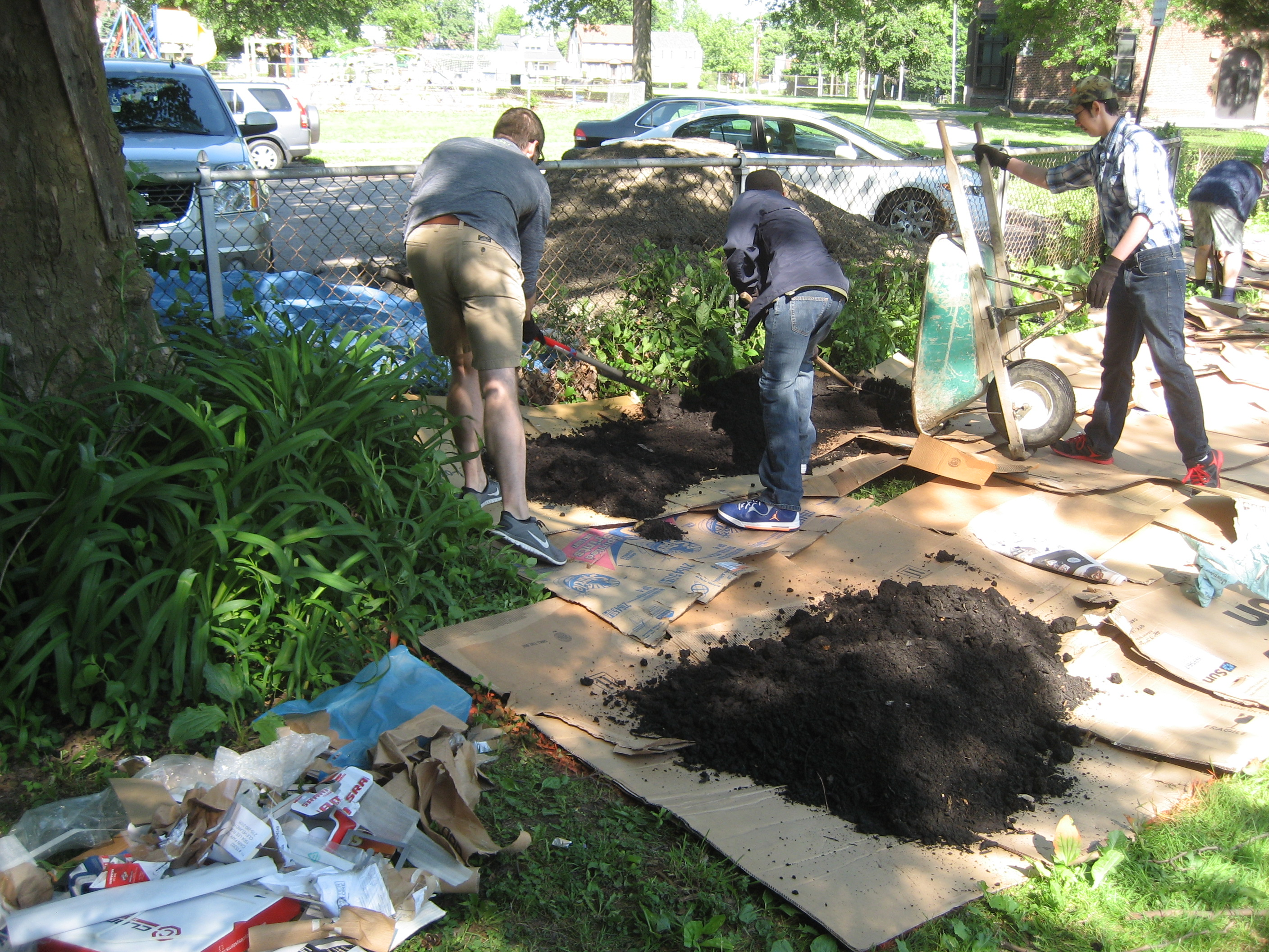 Down to Earth with Permaculture: Cleveland Heights' Oxford Community