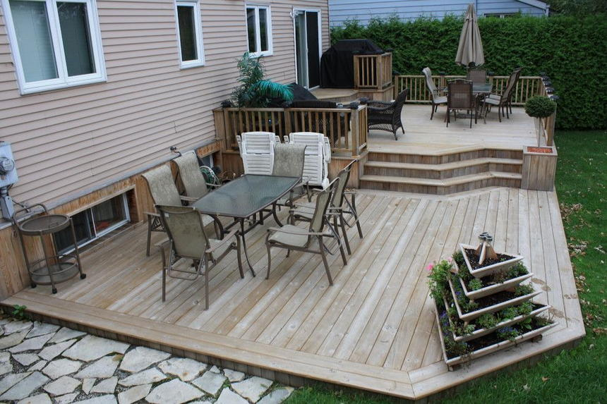 outdoor and patio ideas designs and diy plans