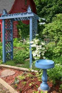 Eye-opening Bird Bath Ideas Garden Outline