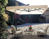 Parasol In Backyard - Designs and Size of Parasols