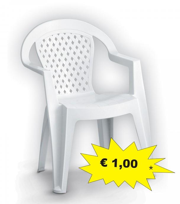 Tavoli e sedie da esterno: Sedie E Tavoli Garden Party