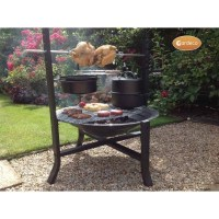 Buy cheap Fire pit grill
