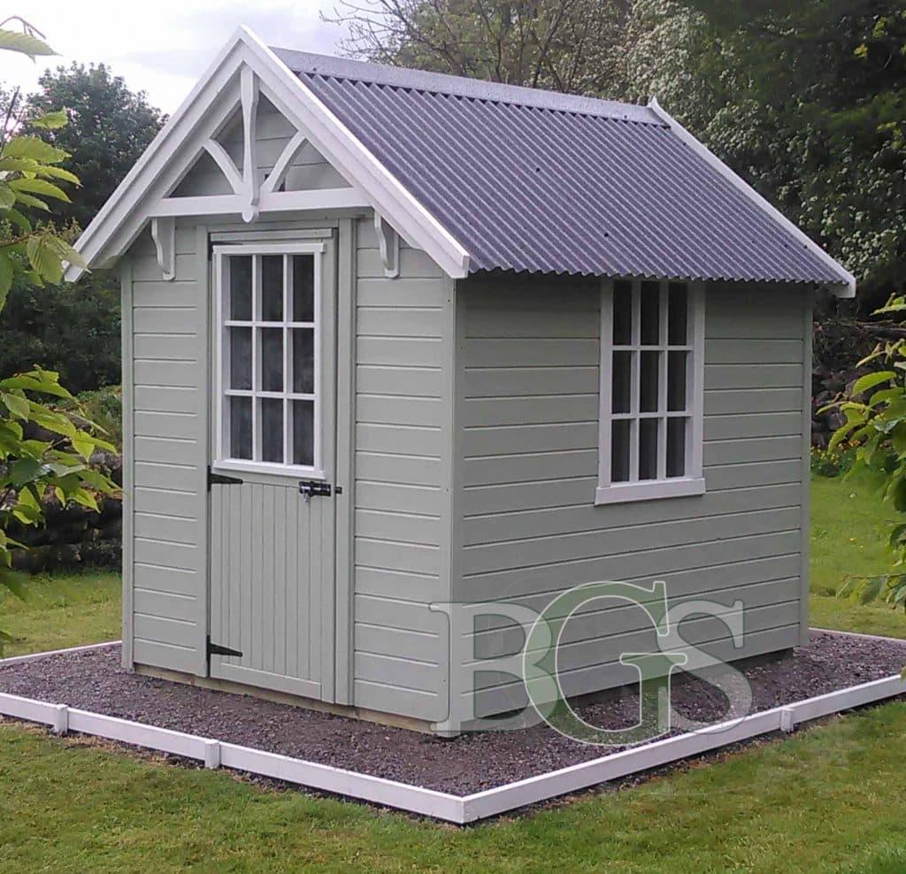 Gallery  Garden Sheds Ireland