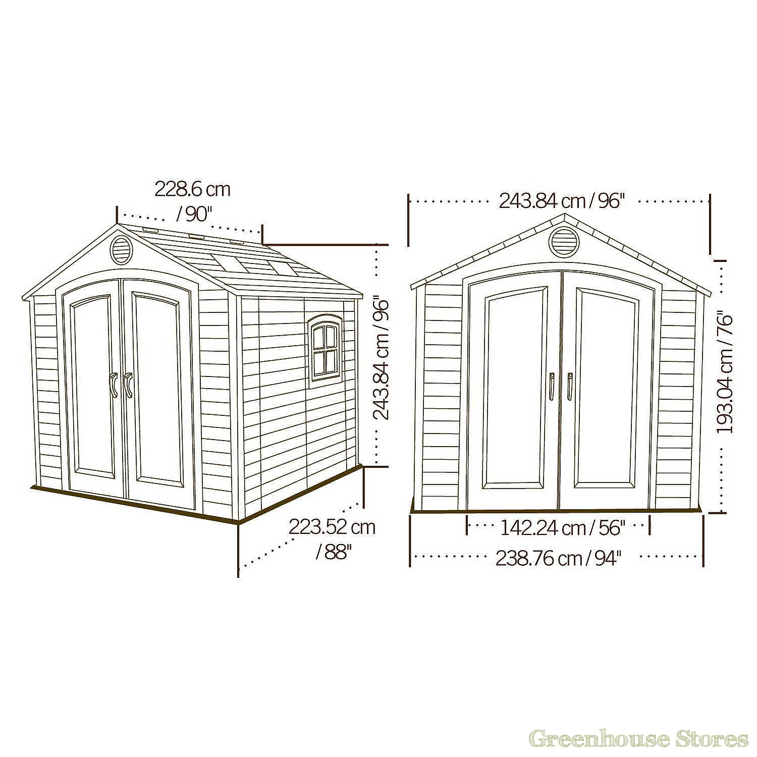 Ham: 20 x 10 garden shed alarms and security Guide