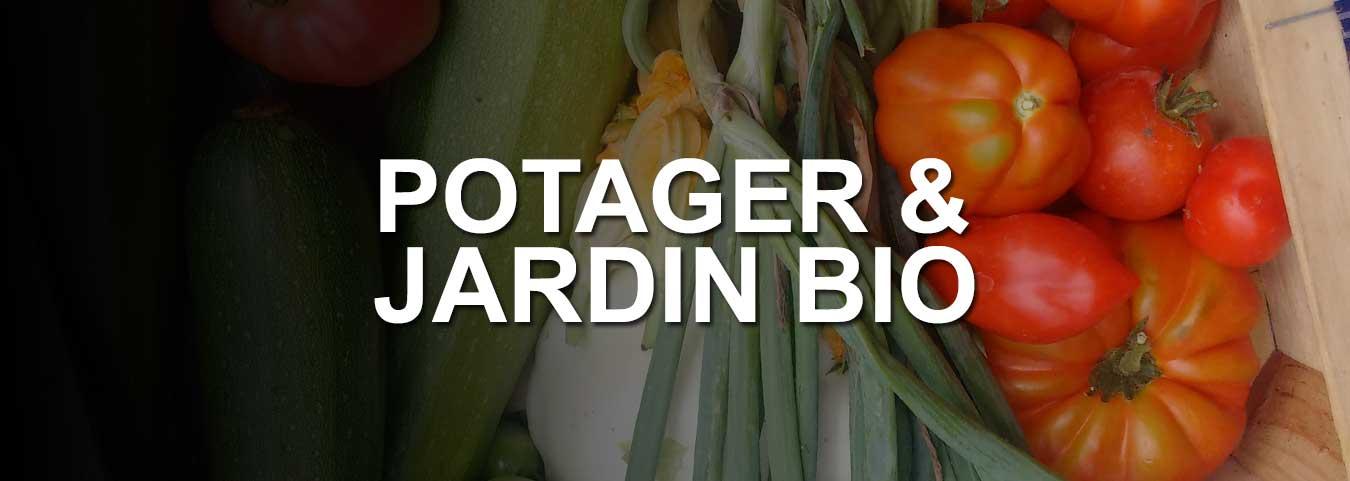 Potager et Jardin Bio