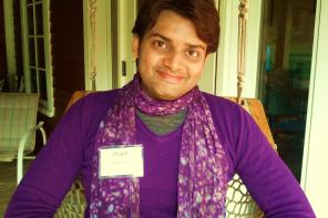 Blossom:  Spotlight on Pratik Mamtora, aka, Angel
