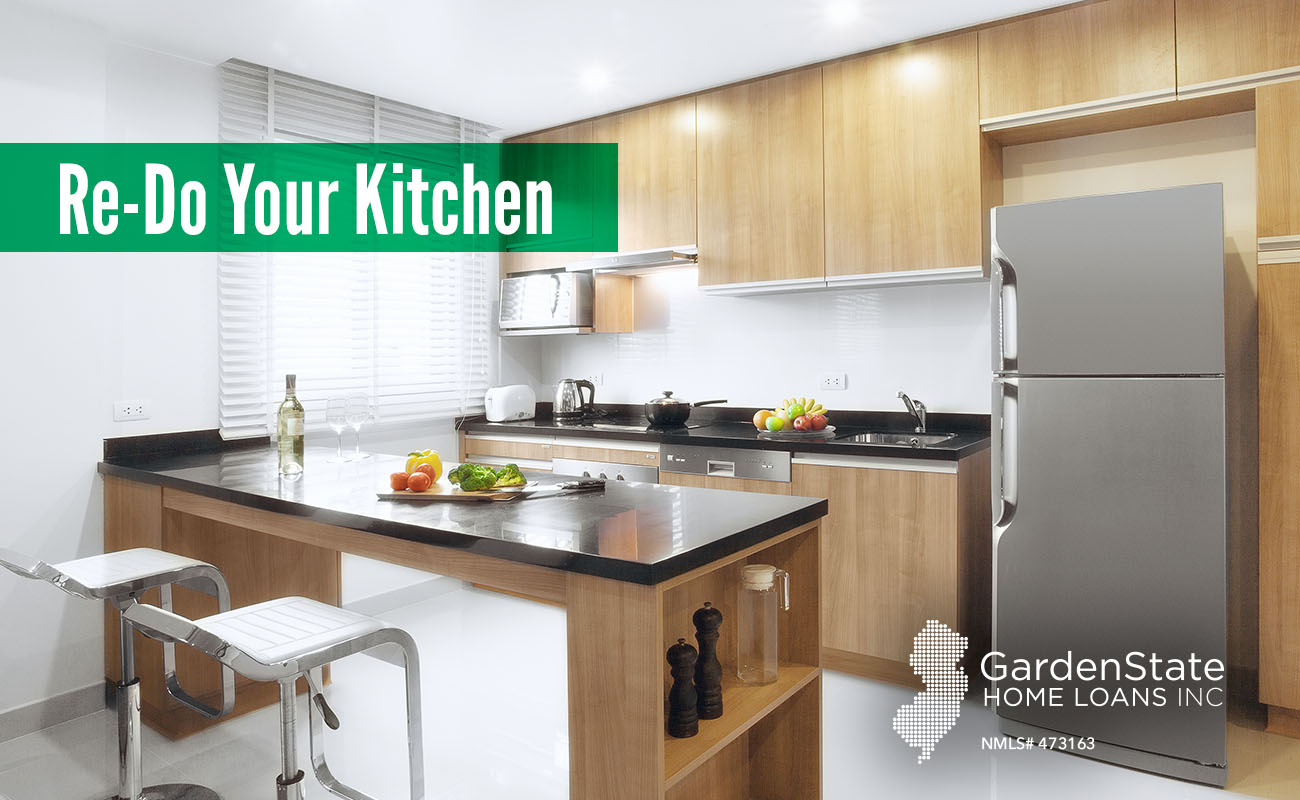 kitchen loans how much for remodel five things to consider when you re do your garden state