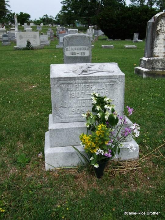 Spring Hill Cemetery, Harrodsburg, Kentucky.