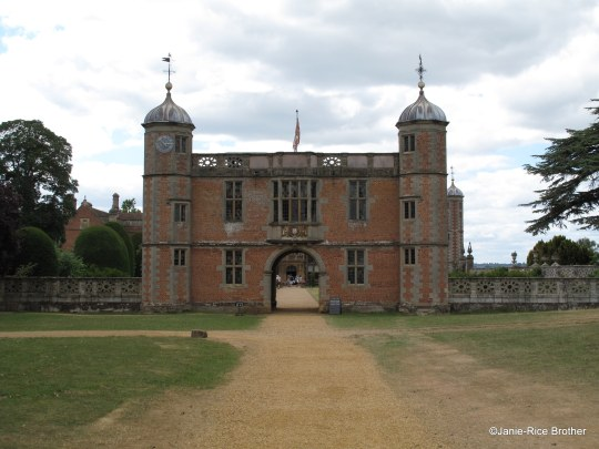 The original Tudor Gatehouse