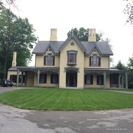 Elley Villa, Lexington, Kentucky.