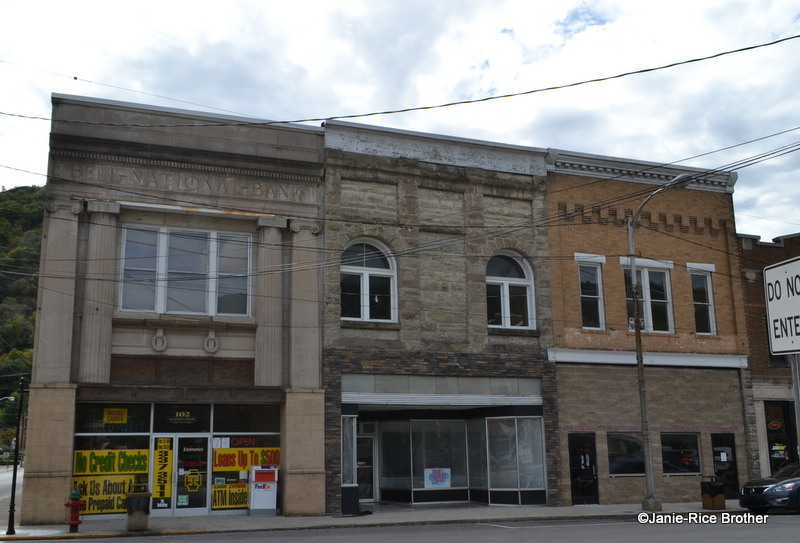 Many Kentucky towns have downtowns listed in the NRHP - property owners can take advantage of tax credits (both state and federal) to rehab buildings.