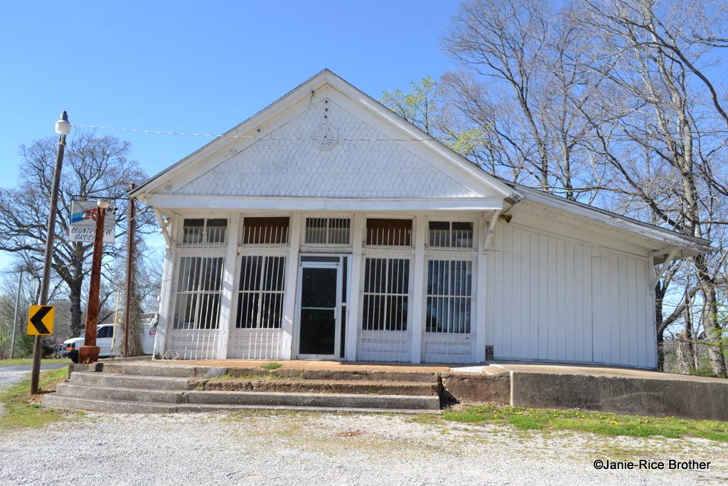 Community Hub: The Hardcastle Store, Warren County, Kentucky