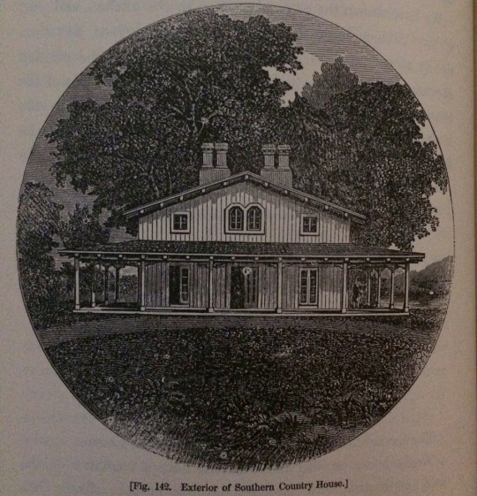 Figure 142 from A.J. Downing's 1850 The Architecture of Country Houses.