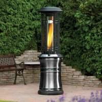 Lifestyle Santorini Flame 10kW Gas Patio Heater | Garden ...