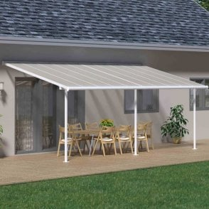 palram olympia patio cover 3m grey