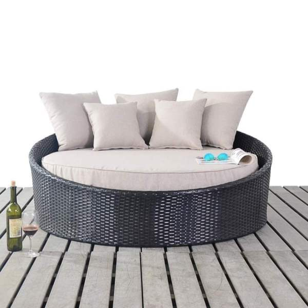 Port Royal Luxe Small Daybed Garden Street