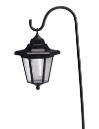 Solar Coach Light Lantern 2 Pack - Solar Lighting