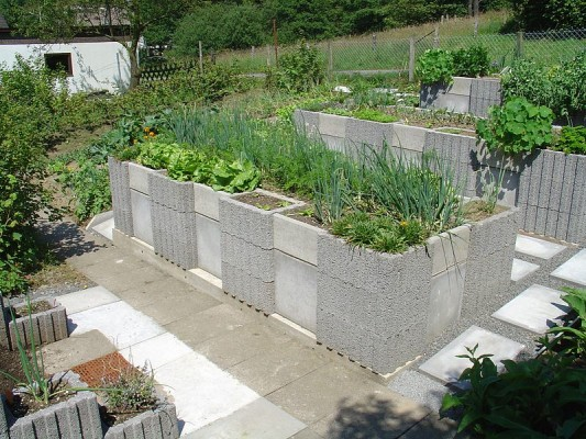 A Raised Garden Bed Is A Great Way To Start Growing Fresh Vegetables And  Flowers Right In Your Own Backyard. They Donu0027t Require A Lot Of Space, Are  Easy To ...