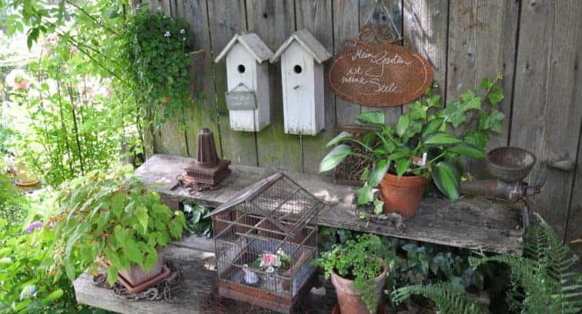 Garten Frau Hauber