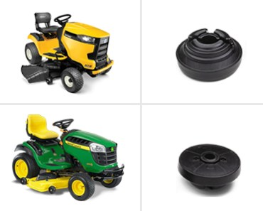 Choosing right Garden Tractor Weights Correctly
