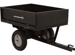 Agri-Fab 10cu Steel Cart