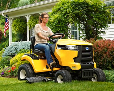 Cub Cadet Xt1 Enduro Series Lt 42 In. 18 Hp Kohler Hydrostatic Front-engine Gas Riding Mower