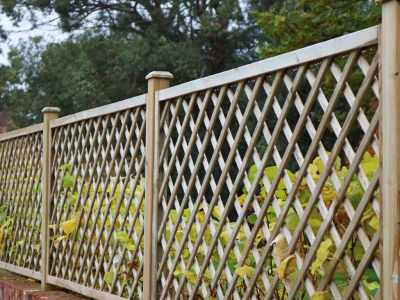 Garden Trellis Amp Fence Panels From The Garden Trellis Company