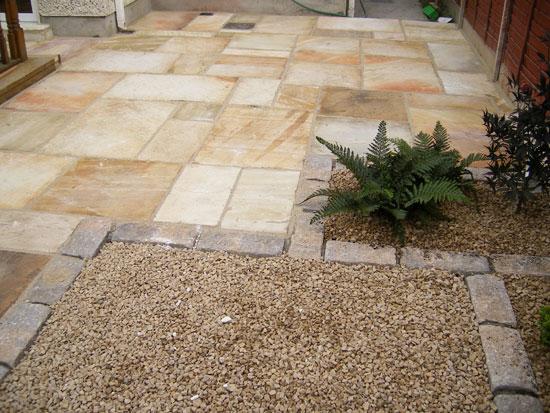 Finglas Garden Patio & Paving Project Gardenviews Ie