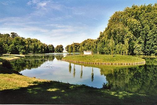 Jardins d'Ermenonville
