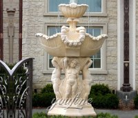 High quality cheap outdoor stone fountains for home decor ...