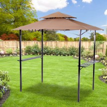 Replacement Canopy Gazebos Sold Boscov' - Garden Winds