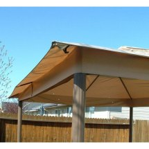 Fred Meyer 10' X 12' Two-tiered Gazebo 91725844 Garden Winds