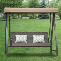 Garden Swing Canopy Replacement