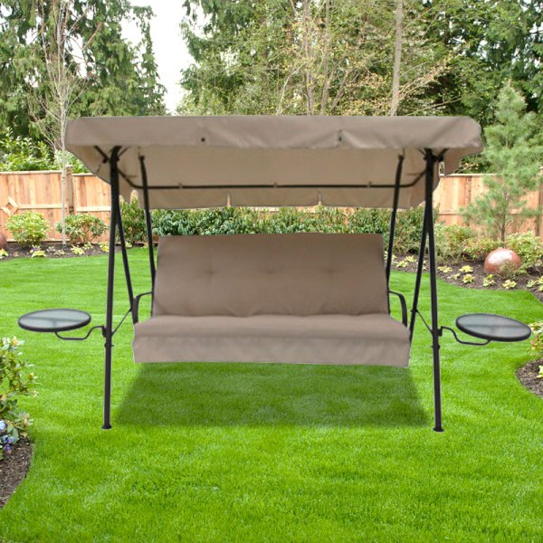 Replacement Canopy Side Tables Swing Garden Winds