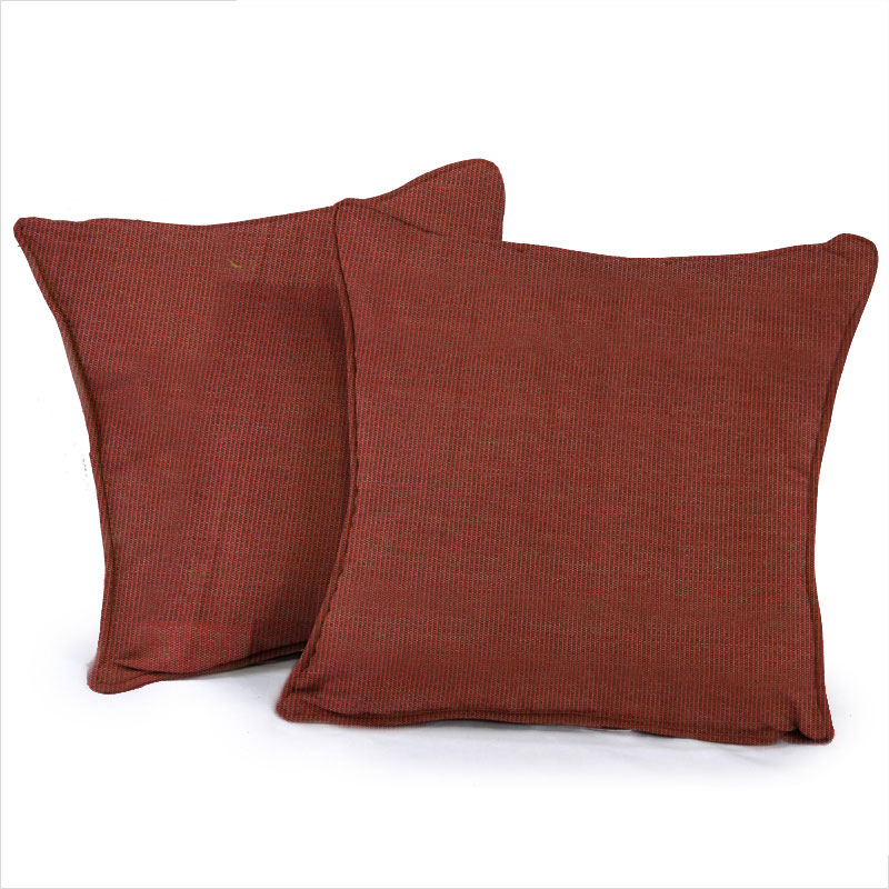 Square Throw Pillows  2 Pack Garden Winds