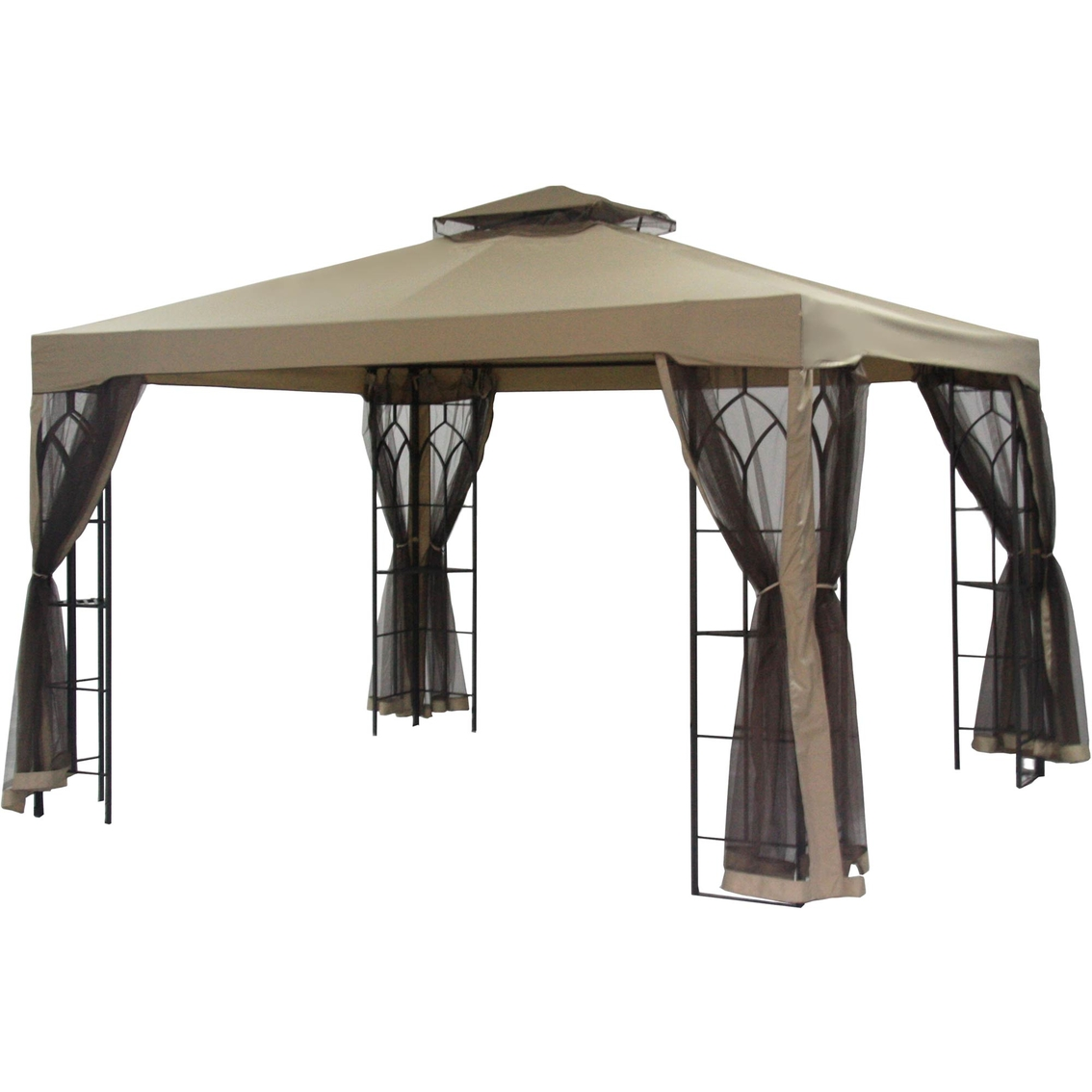 Replacement Canopy for Casual Way 10x12 Gazebo  Riplock