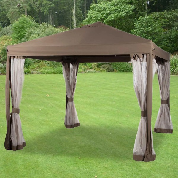 Replacement Canopy Abba 10x10 Gazebo Riplock 350 Garden Winds