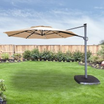Replacement Canopy Simply Shade 11ft Led Umbrella