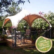 Sams Club Jra Arch Gazebo Replacement Canopy S74531 Garden