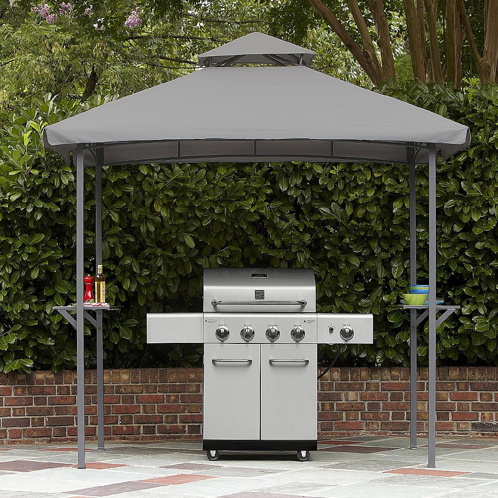 Replacement Canopy for Garden Oasis 5 x 8 Grill Shelter