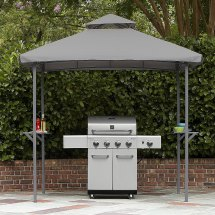 Replacement Canopy Garden Oasis 5 X 8 Grill Shelter