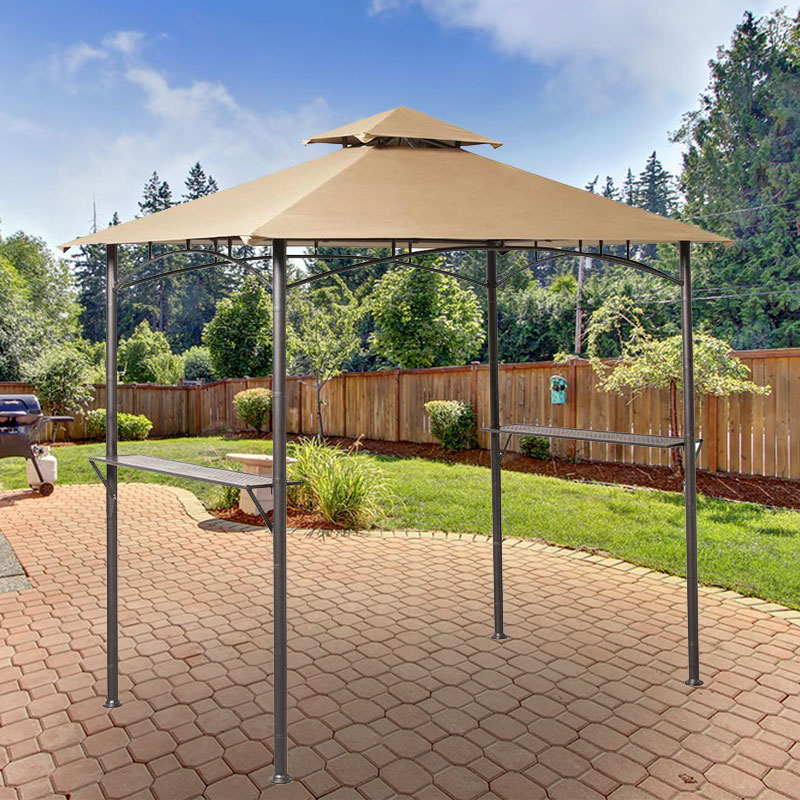 Replacement Canopy for Grill Gazebo  RipLock 350 Garden Winds